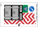 Part No: 60083stk01  Name: Sticker Sheet for Set 60083 - (19272/6097533)