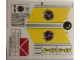 Part No: 60095stk01b  Name: Sticker for Set 60095 - North American Version - (20805/6109069)