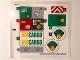 Part No: 60101stk01b  Name: Sticker Sheet for Set 60101 - North American Version - (24551/6133218)