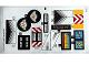 Part No: 60102stk01b  Name: Sticker Sheet for Set 60102 - North American Version - (24547/6133213)