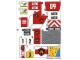 Part No: 60110stk01  Name: Sticker Sheet for Set 60110 - (24512/6133140)