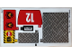 Part No: 60112stk01a  Name: Sticker Sheet for Set 60112 - International Version - (24514/6133142)