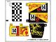Part No: 60113stk01b  Name: Sticker Sheet for Set 60113 - North American Version - (24495/6133100)