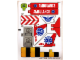 Part No: 60116stk01  Name: Sticker Sheet for Set 60116 - 24491/6133091