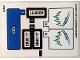 Part No: 60117stk01a  Name: Sticker Sheet for Set 60117 - International Version - (24492/6133093)