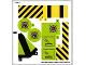 Part No: 60123stk01  Name: Sticker Sheet for Set 60123 - (24538/6133182)