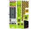 Part No: 60124stk01a  Name: Sticker Sheet for Set 60124 - International Version - (24530/6133175)