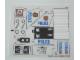 Part No: 60130stk01  Name: Sticker Sheet for Set 60130 - (24542/6133174)