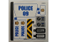 Part No: 60142stk01  Name: Sticker Sheet for Set 60142 - (30689/6177174)