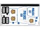 Part No: 60143stk01  Name: Sticker Sheet for Set 60143 - (30825/6177713)
