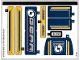 Part No: 60151stk01  Name: Sticker Sheet for Set 60151 - (30721/6177282)
