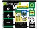 Part No: 60154stk01  Name: Sticker Sheet for Set 60154 - (34440/6195317)