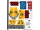 Part No: 60161stk01  Name: Sticker Sheet for Set 60161 - (35460/6202702)