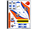 Part No: 60166stk01  Name: Sticker Sheet for Set 60166 - (34093/6192831)