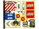 Part No: 60169stk01  Name: Sticker Sheet for Set 60169 - (34024/6192696)