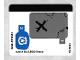 Part No: 60170stk01  Name: Sticker Sheet for Set 60170 - (36664/6214965)