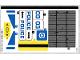 Part No: 60173stk01  Name: Sticker Sheet for Set 60173 - (36649/6212969)
