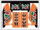 Part No: 60178stk01  Name: Sticker Sheet for Set 60178 - (35908/6208377)