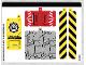 Part No: 60185stk01  Name: Sticker Sheet for Set 60185 - (37395/6218012)