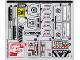 Part No: 60188stk01  Name: Sticker Sheet for Set 60188 - (37391/6218003)