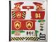 Part No: 60214stk01  Name: Sticker Sheet for Set 60214 - (44483/6248669)