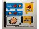 Part No: 60218stk01  Name: Sticker Sheet for Set 60218 - (44479/6248665)