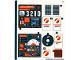 Part No: 60228stk01  Name: Sticker Sheet for Set 60228 - (58008/6268507)