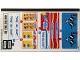 Part No: 60253stk01  Name: Sticker Sheet for Set 60253 - (65878/6287635)