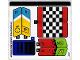 Part No: 60260stk01  Name: Sticker Sheet for Set 60260 - (67538/6297034)