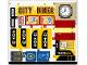 Part No: 60271stk01  Name: Sticker Sheet for Set 60271 - (69111/6310883)