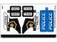 Part No: 60276stk01  Name: Sticker Sheet for Set 60276 - (73676/6328360)