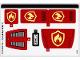Part No: 60282stk01  Name: Sticker Sheet for Set 60282 - (74158/6329641)