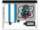 Part No: 60290stk01  Name: Sticker Sheet for Set 60290 - (73947/6329609)