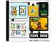 Part No: 60291stk01  Name: Sticker Sheet for Set 60291 - (73961/6329611)