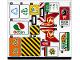 Part No: 60292stk01  Name: Sticker Sheet for Set 60292 - (74093/6329626)