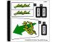 Part No: 60305stk01  Name: Sticker Sheet for Set 60305 - (77295/6337227)