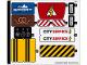 Part No: 60306stk01  Name: Sticker Sheet for Set 60306 - (77294/6337225)
