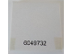 Part No: 6049732  Name: Cardboard Sleeve for Unknown Set #8