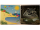 Part No: 6064215  Name: Paper, Cardboard Backdrop for Set 45014, Bat's Cave / Beach Pattern