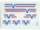 Part No: 6346stk01  Name: Sticker Sheet for Set 6346 - (165485)