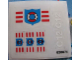 Part No: 6353stk01  Name: Sticker for Set 6353 - (820674)