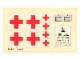 Part No: 6364stk01  Name: Sticker Sheet for Set 6364 - Sheet 1 (199027)