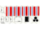 Part No: 6372stk01  Name: Sticker Sheet for Set 6372 - (194325)