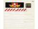 Part No: 6385stk01  Name: Sticker for Set 6385 - (196695)