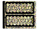 Part No: 6458stk01  Name: Sticker Sheet for Set 6458 - Sheet 1, Holographic (72547/4116783)