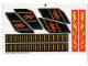 Part No: 6580stk01  Name: Sticker Sheet for Set 6580 - (71616/4110098)