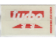 Part No: 6639stk01  Name: Sticker for Set 6639 - (169585)