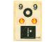 Part No: 673stk01  Name: Sticker for Set 673 - (4595)