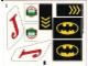 Part No: 6863stk01  Name: Sticker Sheet for Set 6863 - (75011/4659239)