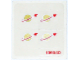 Part No: 6872stk01  Name: Sticker Sheet for Set 6872 - (199540)
